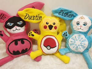Character Easter Bunnies