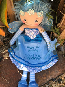 Personalised Doll Fairy