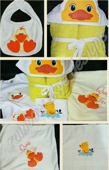 Baby Duck Pack