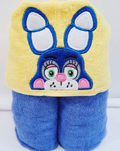 five nights at freddy's hooded towel