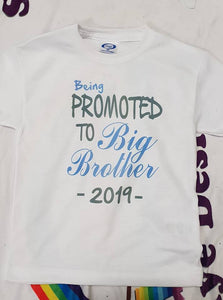 Big Sister/Brother ,Little Sister/Brother Tshirts