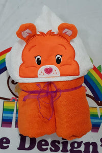 Care Bears Hooded Towel
