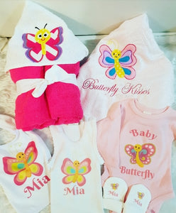 Butterfly baby pack