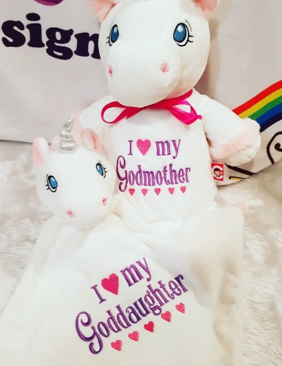 Godmother Unicorn Pack