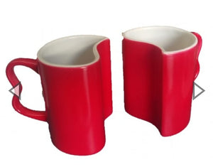 2 piece couple mugs