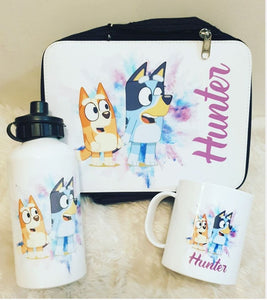 Bluey Lunch Bag Pack