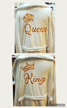 His and hers crown Gowns