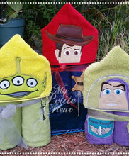 Toy Story Hooded Towel