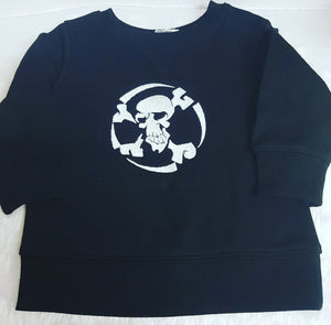 Skull baby/kids jumpers