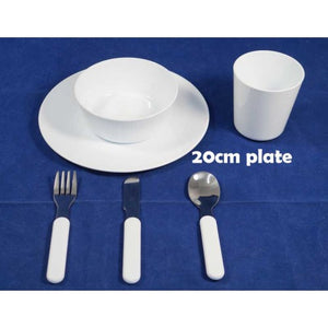 Kids Personalised Dinner Set