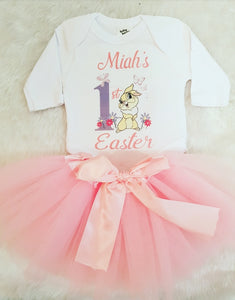 My first easter outfit