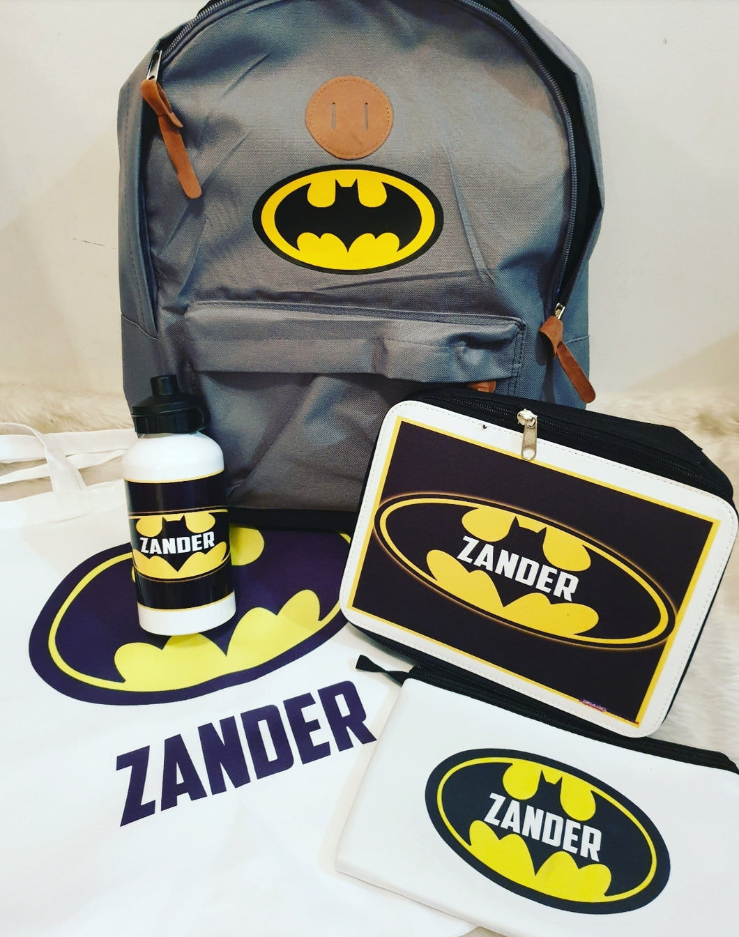 Batman back to  school pack