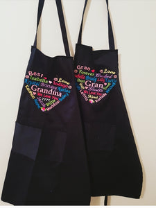 Aprons Adults Personlised