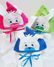 Easter Hooded Towels