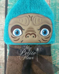 ET Hooded Towel