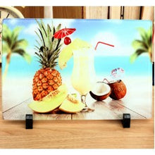 Glass Photo Chopping boards