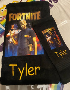 Fortnite Towel Set