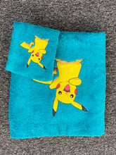 Pokémon towel and tshirt pack