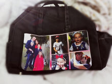 Sports/gym bag personalised