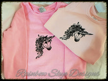 Unicorn jumpers
