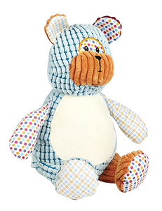 Harlequin Patch Bear