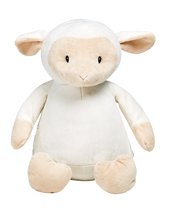 Loverbee the White Lamb