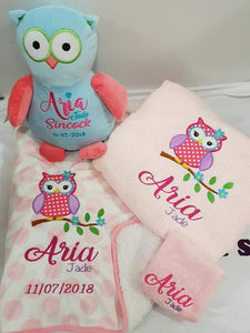 Owl baby pack