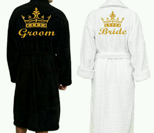 Gown and towel  Pack.