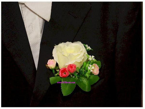 Artificial rose Corsage  - ZZR0410