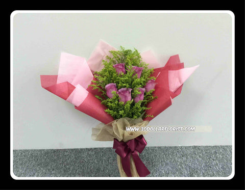Rose Bouquet- ZZR1389