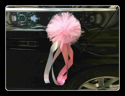 Accompany Car Cloth Ball Decoration- ZZR0775