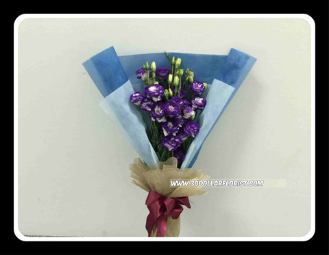 Eustoma Bouquet III- ZZR1314