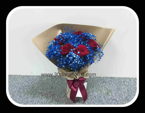 Rose Bouquet- ZZR1338