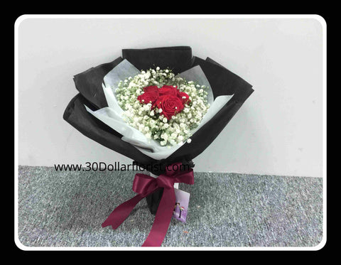Rose Bouquet- ZZR1339