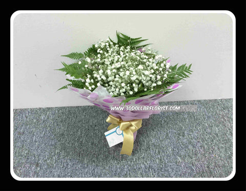 Baby Breath Bouquet - ZZR1156