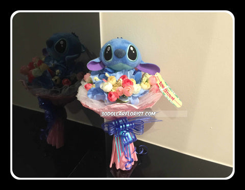 Stitch Bouquet    - val2166