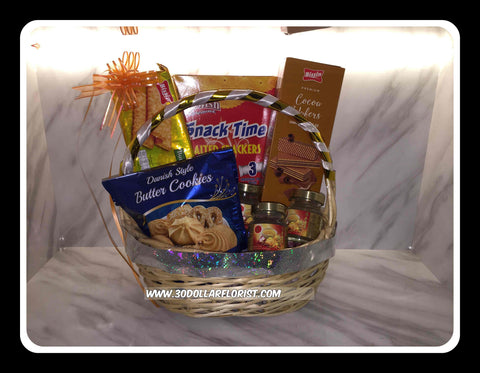 Biscuit Hamper  - ZZR5846