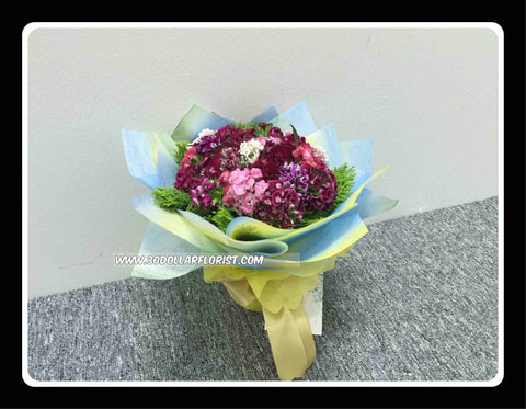 Sweet William Bouquet- ZZR1165