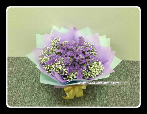 Statice Bouquet       - VAL1319