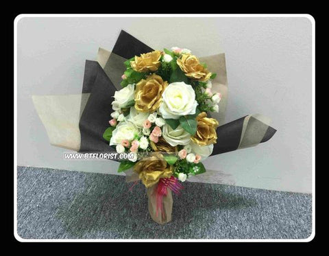 Artificial Rose Bouquet - ZZR1333