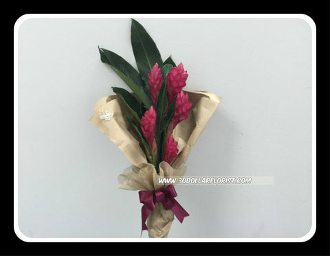 Alpinia Flower Bouquet -ZZR1216