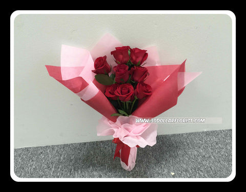 Just Rose Bouquet- val1169