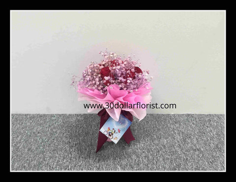 Rose Bouquet- ZZR1139