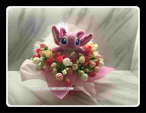 Cute Angel Arrangement  - ZZR3645