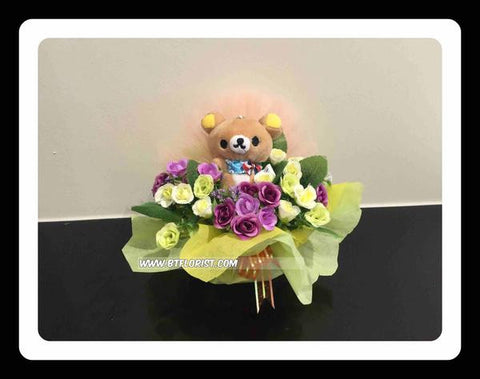 Cute Rilakkuma Arrangement III  - ZZR3648