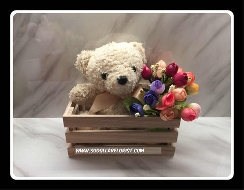 Bear Display- ZZR0627
