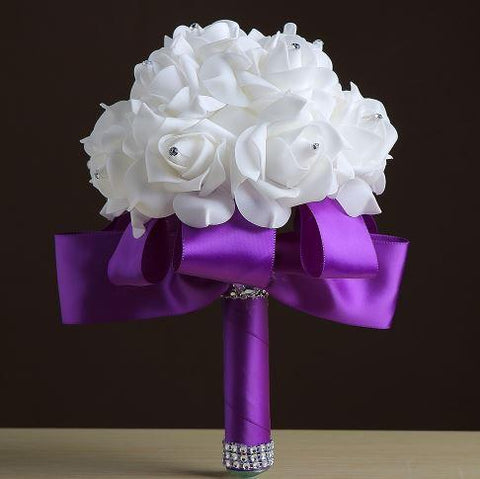 Artificial Rose Bouquet   - ZZR0358