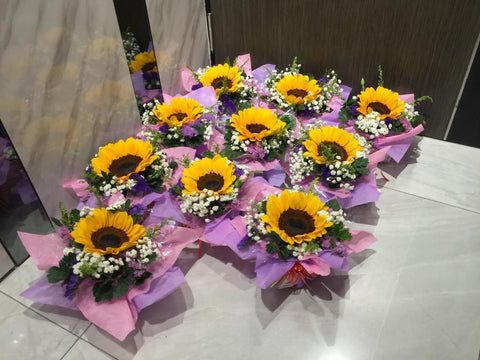 Single Sunflower Arrangement - ZZR1049
