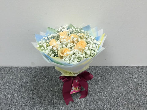 Rose Bouquet- ZZR1349