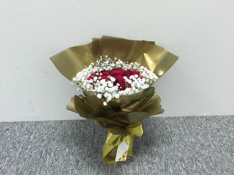 Rose Bouquet- ZZR1332val